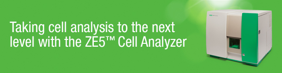 Taking cell analysis to the next level with the ZE5™ Cell Analyzer